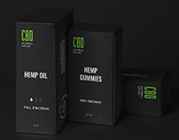 CBD Global Sales · Branding y Web
