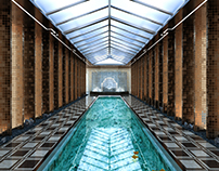 Proyecto Moel Large Lobby