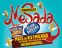 Sales Promotion Mesada Club Social