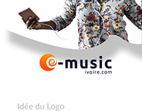 LOGO E-MUSIC