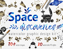FREE Space Discoveries Collection