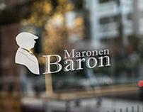 Maronen Baron Kurumsal Kimlik Tasarımı