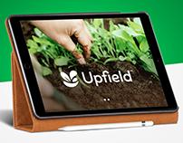 Upfield Website