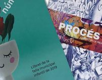 Libros Fallas Municipales València 2019