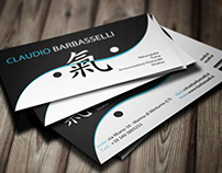 Barbasselli Claudio - Business Card