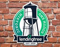 New LendingTree Headquarters Logo
