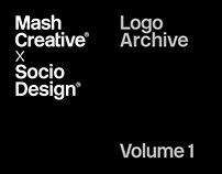 Mash Creative x Socio Design — Logo Archive