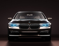 Driving Luxury- BMW 7 SERIES 2016 Commercial