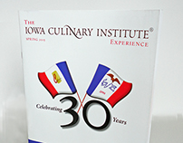 Iowa Culinary Institute Experience 2015 Edition