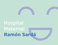 Sistema de Identidad | Hospital Maternal Ramón Sardá