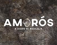 Amorós/Diseño de muebles Branding