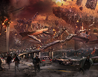 Independence Day Resurgence - Key Concept Art