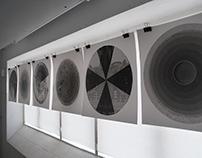 Analog photography exhibition - Circular