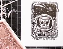 Dead Astronaut Ex Libris