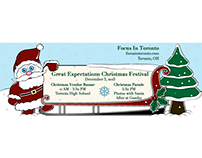 Great Expectations Christmas Festival