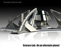 Science Lab_ Autodesk Maya