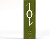 10 Extra Virgin Olive Oil by DEKA