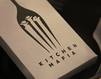 KITCHEN MAFIA - Branding + Logo Design