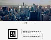 LeanCapital Web Design