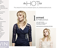 Fall 2014 Trends Landing Page