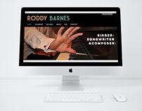 Roddy Barnes : Freelance web design