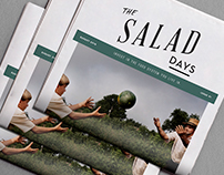 Philly Foodworks: The Salad Days Periodical