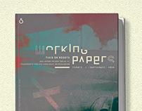 Working Papers · Diseño de cubierta
