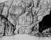 """Grand Canyon, AZ – 2011 (""""8.5 x 11)"""