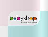 Catalogue Design for Babyshop