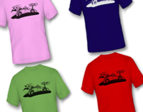 Illustration/T-shirt design