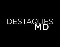 DESTAQUES   Mariana Dias  