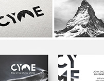 CYME | Brand Identity
