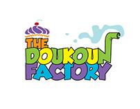 The Doukoun Factory Logo Design
