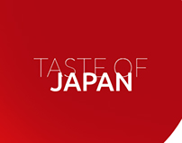Taste of Japan - Restaurant Theme