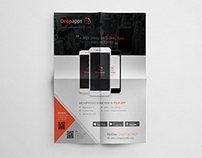 Mobile App Promotional Flyer