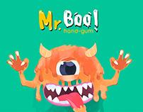 Mr Boo!