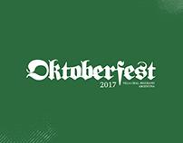 Stand Temático para el Oktoberfest 2017