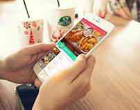 Foodtap app redesign