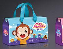Moe monkdey 萌猴喜品设计