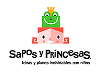 Propuesta para rediseñar http://www.saposyprincesas.com