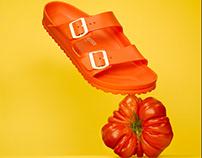 David Sykes 'Footwear & food'