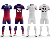 US International Soccer Kits