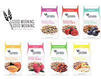 Good Morning Good Morning Instant Oatmeal