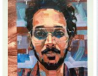 Portraits Sketches 2019-20