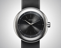 Ikepod watches / 3D Product Photography