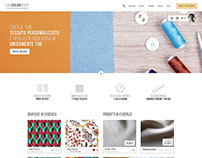 TheColorSoup Website