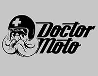 Logo design for Doctor Moto