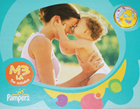 Pampers Flagship Guideline for Latin America