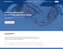 vogue pay- The redesign