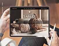 Free Digital Tablet Mockup